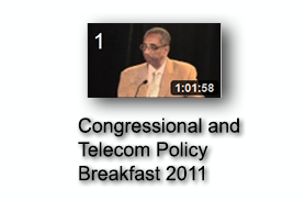 Congressional and Telecom Policy Breakfast 2011